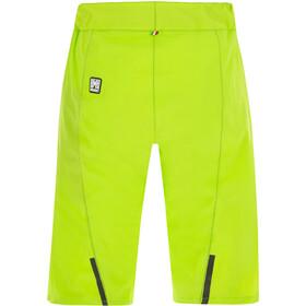 Santini Selva MTB Shorts Men green fluo